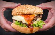 Dubble Dutch Cheese Burger
