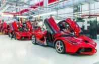 Ferrari Factory Tour in Italy