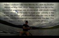 "Lundbom Lake, Merritt, B.C. ""Turn Over"""