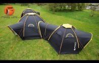 Some very unique tents!