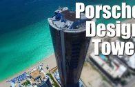 Walkthrough Porsche Design Tower, $32.5M Penthouse