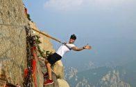 Deadliest Hike in the World: Mount Huashan, China