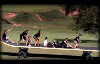 World's Largest Skateboard!