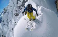 GoPro Line of the Winter: Nicolas Falquet – Switzerland 4.14.15