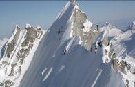 Skiers Tame Alaska's 'Magic Kingdom' – Extreme Skiing Video