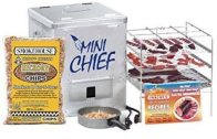 """Smokehouse Products """"Mini Chief"""" smoker product review"""