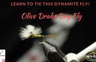 Vise Squad S1E5 || Olive Drake Dry Fly