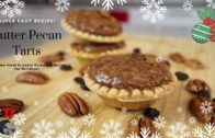 Butter Pecan Tarts Recipe (easy)