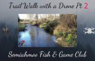Drone Flight Trail Walk Pt.2