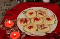 The BEST Shortbread Cookies!