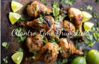 Instant Pot || Cilantro Lime Drumsticks