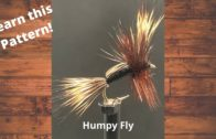 How To Tie Flies || Vise Squad S2E5 || The Humpy Fly