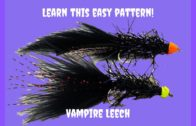 Vampire Leech – How To Tie Flies || Vise Squad S2E6