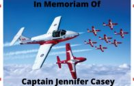 Captain Jennifer Casey of the Canadian Forces Snowbirds || In Memoriam