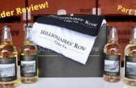 Millionaires Row Cider Review || Mama Needs A Drink