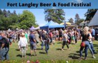 Beer & Food Festival – 2019 Fort Langley BC