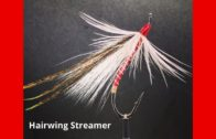 Hairwing Streamer – How To Tie Flies || Vise Squad S1E27