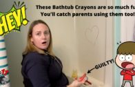 Munchkin Bath Crayons – Product Reviews || Mama Knows Best Product Reviews