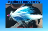 Vise Squad S1E18 || Blue Boy Steelhead Intruder Fly