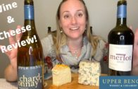 Wine & Cheese Review – Upper Bench Winery & Creamery || Mama Needs A Drink S1E6