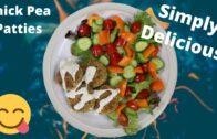 Falafel Recipe – Chick Pea Patty Recipe || Recipe Dash S1E3