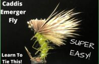 Caddis Emerger – Fly Tying || Vise Squad S2E28