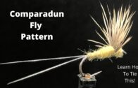Comparadun Fly – Fly Tying || Vise Squad S2E26