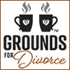 Grounds For Divorce Coffee - logo