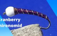 Cranberry Chironomid – Fly Tying || Vise Squad S2E33