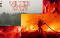 Wildfire Smoke – Drone Flight || Goes To 11 Media