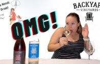 Wine Review Gone Wrong! || Mama Needs A Drink S1E24