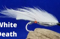White Death – Fly Tying || Vise Squad S2E41