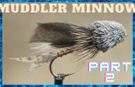 Muddler Minnow Pt 2 – Fly Tying || Vise Squad S2E58