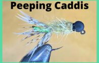 Peeping Caddis – Fly Tying || Vise Squad S2E64