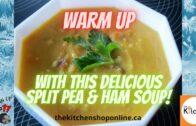 Split Pea & Ham Soup || Recipe Dash 60 Second Tutorials S1E7