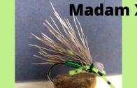 Madam X Fly Pattern – How To Tie Flies || Vise Squad S2E75