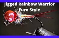 Rainbow Warrior Euro Style – How To Tie Flies || Vise Squad S2E70