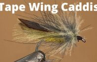Tape Wing Caddis – How To Tie Flies || Vise Squad S2E72
