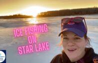 Ice Fishing On Star Lake Alberta || Women's Fishing Network S1E10