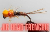 Jig Head Frenchie – How To Tie Flies || Vise Squad S2E83