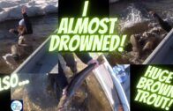 I FELL OVERBOARD!