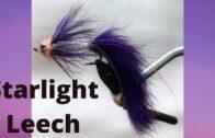 Starlight Leech – Fly Tying