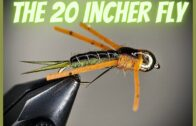 The 20 Incher Fly – Fly Tying