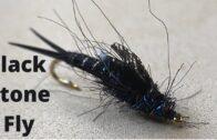 Black Stone Fly – Fly Tying