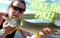 Fishing For Pike At A Secret Lake Pt 2