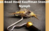Kauffman Stone Fly Nymph – Fly Tying