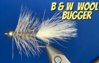 Black & White Wooly Bugger | Fly Tying For Beginners